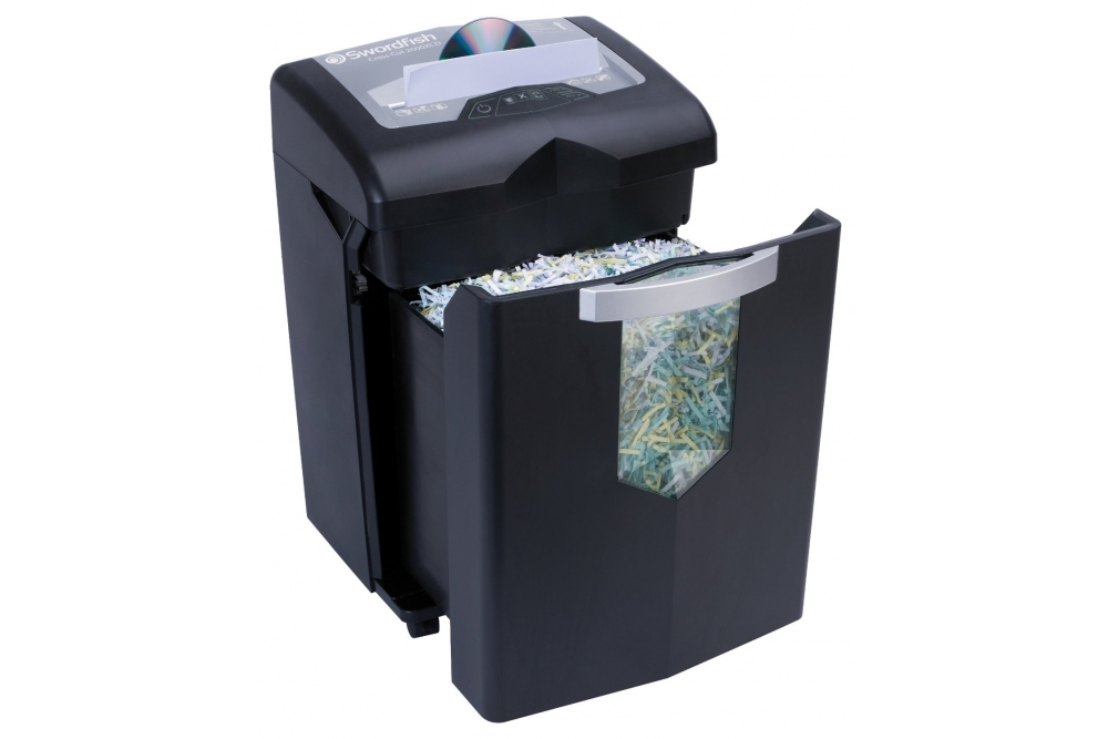 heavy duty paper shredder hire